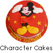 Character Cakes to India