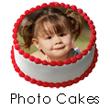 Photo Cakes to India