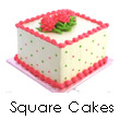 Square Cakes to India