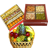 Gifts to India