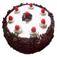 Father's Day Cakes to India - Black Forest Cake From 5 Star