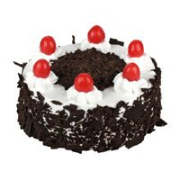 Father's Day Cake in India - Black Forest Cake