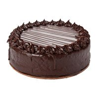 Father's Day Cakes in India - Chocolate Cake