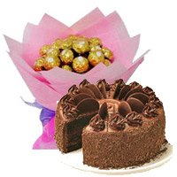Send Father's Day Cakes to India - Chocolates to India