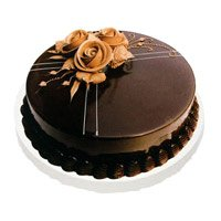 Send Father's Day Cakes to India - Chocolate Truffle Cake