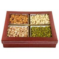 Online Diwali Gifts Delivery in Vapi. Send 500 gms Mix Dry Fruits in Vapi