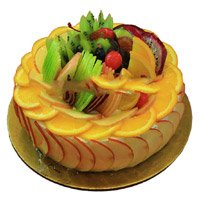 Send Fresh Cakes to India - Fruit Cake From 5 Star