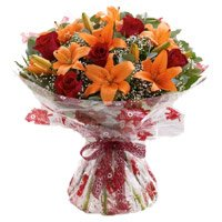 Father's Day Flower Online Delivery in India