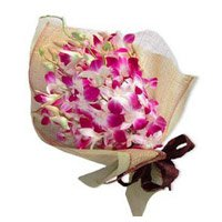 Orchid Flowers to India : Father's Day Flower India