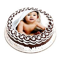Send Father's Day Cakes to India - 1 Kg Photo Cake
