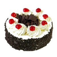 Cake Delivery in Manipal - 1 Kg Black Forest Cake