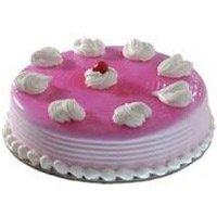 Strawberry Cakes to India