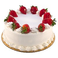 Best Strawberry Cakes to India
