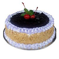 Cakes to India - 1 Kg Blueberry Cake