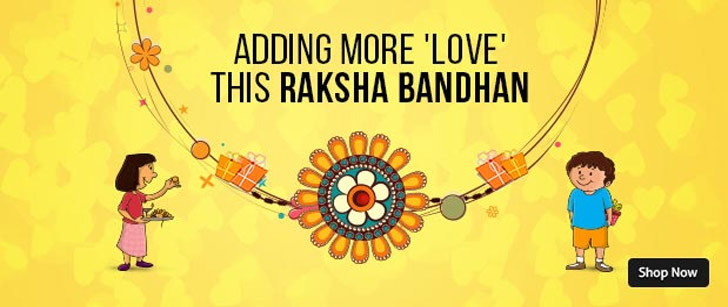 Rakhi Gifts to Bhuj