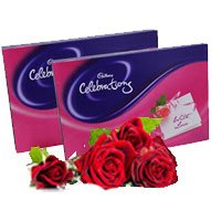 Mother's Day Chocolates to India