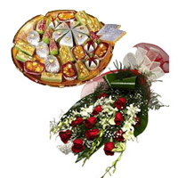 Deliver Rakhi Sweets in India