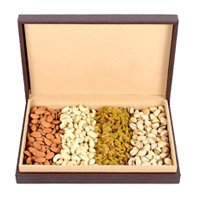 Send 1/2 Kg Fancy Dry Fruits with Diwali Gifts to Baroda