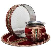 Karva Chauth Gifts to India