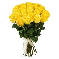 Mother's Day Flower Delivery India : Yellow Roses