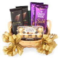 Father's Day Online Chocolate Baskets to India