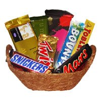 Online Father's Day Gifts to India - Chocolate Hamper