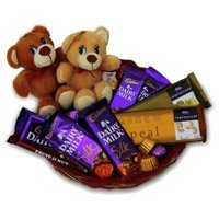 Teddy and Chocolates to India - Gifts to India