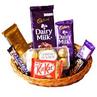 Mother's Day Chocolate Delivery in India