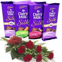 Online Chocolates and Flower Delivery in India