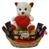 Online Mother's Day Chocolate Delivery in India