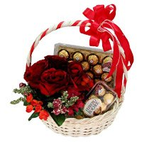 Online Mother's Day Chocolates Flowers to India