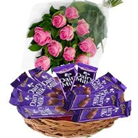 Send Mother's Day Chocolates to India