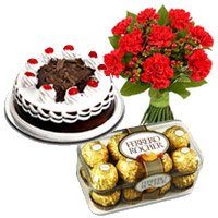 Mother's Day Gifts and Cakes to India