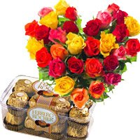 Mother's Day Gift Flowers to India