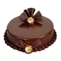 Send Cakes to India - Chocolate Truffle Cake