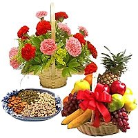 Mother's Day Gifts to India : Send Fresh Fruits to India