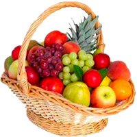 Fresh Fruits to India : Gifts Delivery in India