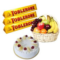Gifts Delivery in India : Fresh Fruits to India