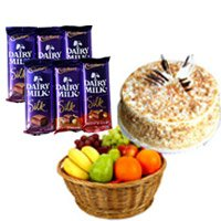 Mother's Day Gifts to India : Fresh Fruits to India
