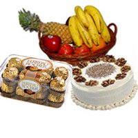Gifts to India : Send Fresh Fruits to India