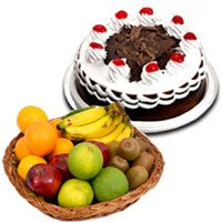 Fresh Fruits to India : Mother's Day Gifts Delivery in India