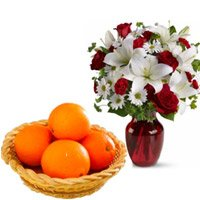 Mother's Day Gifts Delivery to India : Send Fresh Fruits to India