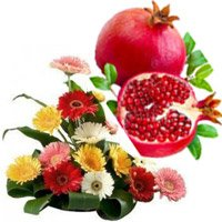 Send Mother's Day Gifts to India : Fresh Fruits to India