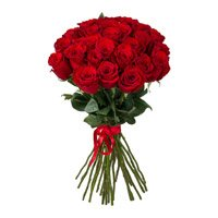 Flower Delivery in India. Send Red Roses with 36 Flowers to India