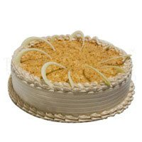 Cake Online in India - Butter Scotch Cake