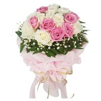 Valentine Flowers to India