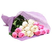 Birthday Flowers to India