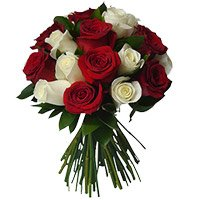 White Roses Delivery in India