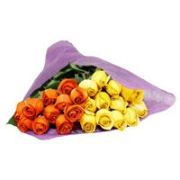 Send Orange Flowers to India