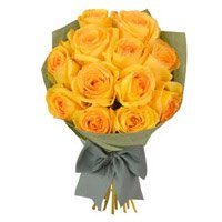 Send Yellow Flowers to India